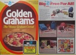 1983 Golden Grahams Box