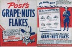 Grape-Nuts Flakes - Hopalong