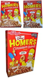 Homer Cereal Perspectives