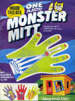 Honeycomb Monster Mitt