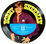 Honey-Comb Bobby Sherman Record