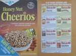 Honey Nut Cheerios Coupons Box