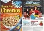 Honey Nut Cheerios Star Trek TNG