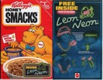 Honey Smacks Wally The Bear