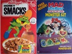 Honey Smacks Mad Scientist Kit