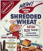Spoon Size Shredded Wheat Box - Wonders