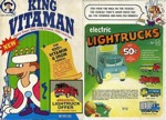 King Vitaman Lightrucks Box