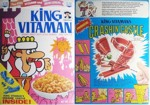King Vitaman Crashin' Castle
