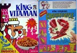 King Vitaman Crashin' Castle Box