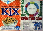 Kix Spin The Cow Box