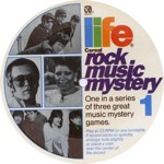 Life Cereal Rock Music Mysteries