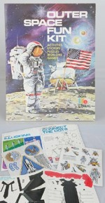 Life Cereal Outer Space Kit