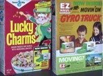 Lucky Charms Gyro Truck Box