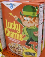 Re-Issued Lucky Charms