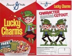 2009 Lucky Charms Retro Box