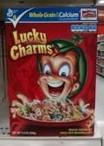 Lucky Charms Slogan