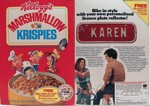 Marshmallow Krispies Bike Box