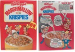 Marshmallow Krispies Debut Box