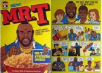 Mr. T - Stickers