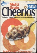 Early Multi Grain Cheerios Sample Box