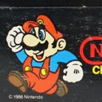 Nintendo Cereal System Box Top