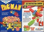 Pac-Man Building Set