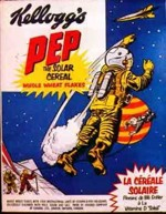 Pep - The Solar Cereal
