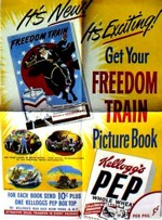 Pep Freedom Train Promotion