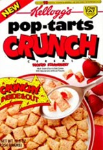 Strawberry Pop-Tarts Crunch Box