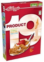 Product 19 Cereal Box