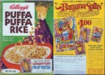 P.P.R. Banana Splits Poster Box