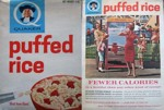 Classic Puffed Rice Box
