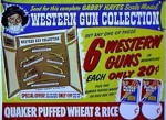 Puffed Rice Western Guns Premium