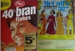 40% Bran Flakes McCall's Offer