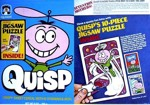 Quisp Jigsaw Puzzle Box