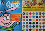 Quisp Tasty Checkers Box