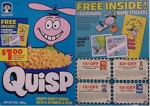 Quisp Bookmark Box