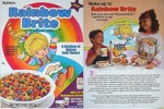 Wake Up to Rainbow Brite Box