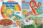 Rainbow Brite Kite Box