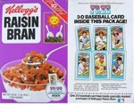 1980 Raisin Bran Box