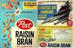 Raisin Bran Bomber Box