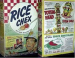 Rice Chex Totem Head Box