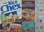 Rice Chex Box w/ Free Seasoning Coupon