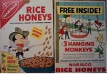Rice Honeys Hanging Monkeys