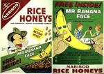 Rice Honeys Mr. Banana Face Box