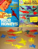 Rice Honeys Sea Monsters
