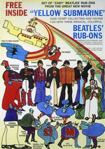 1968 Rice Honeys Beatles Box