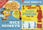 Mary Poppins Rice Honeys Box