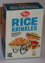 Rice Krinkles 1-Ounce Box