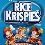 Modern Rice Krispies Box (2013)